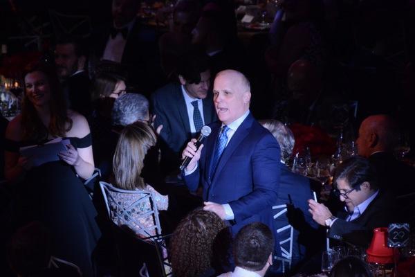 Photo Coverage: Go Inside Roundabout's Gala, Honoring Alan Cumming, Michael Kors & Lance Le Pere
