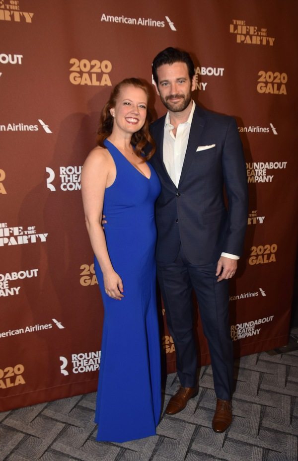Patti Murin and Colin Donnell Photo