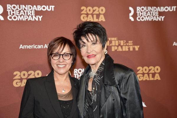 Lisa Mordente and Chita Rivera Photo