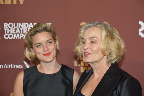 Hannah Shepard and Jessica Lange Photo