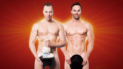 BWW Interview: Mike Tyler of THE NAKED MAGICIANS says Detroit Audiences are in for an Orgy of Magic, Comedy, & Nudity!