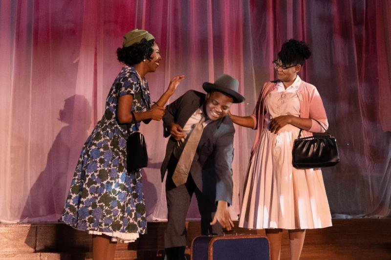 BWW Review: The New Musical, TILL by American Theater Group Enthralls at St. Andrew's Church in South Orange