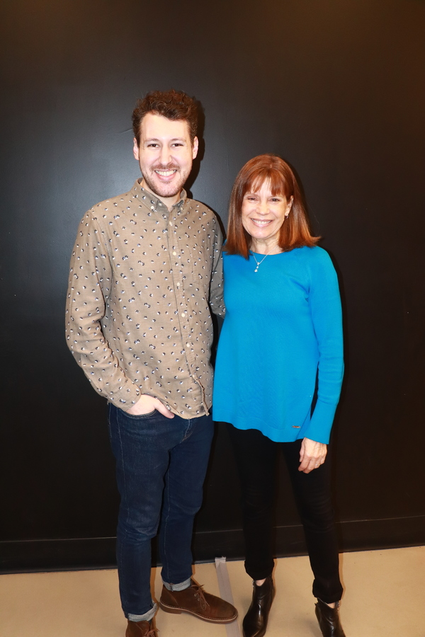 Benjamin Viertel and Lynn Clay Byrne Photo