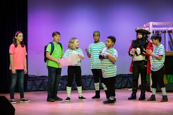 Photo Coverage: First look at Pickerington Community Theatre's PIRATES PAST NOON KIDS