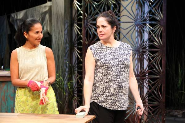 Photo Flash: Magic Theatre Presents the World Premiere of Ricardo Pérez González's DON'T EAT THE MANGOS