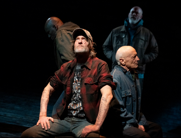 BWW Review: Powerfully Plainspoken COAL COUNTRY Speaks The Truths of Mining Disaster Victims