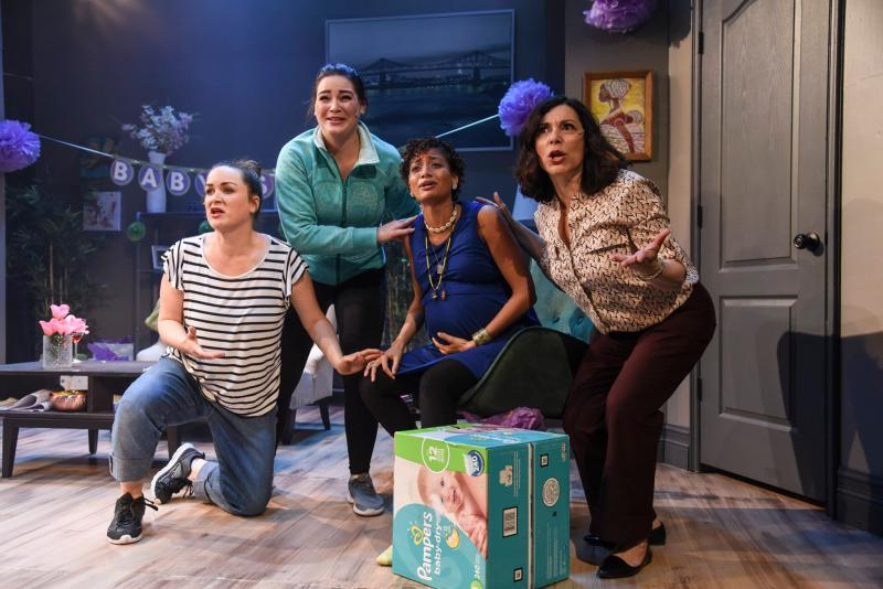 BWW Review: MOTHERHOOD THE MUSICAL Is A Heartfelt Celebration Of The Trials And Triumphs Of Moms