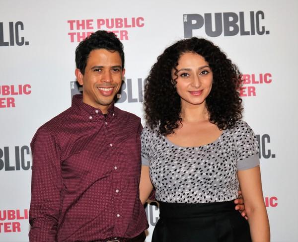 Kevin Mohammed and Rasha Zamamiri Photo