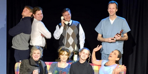 BWW Review: ISN'T IT ROMANTIC Brought Laughs and Reflection at HOMEWOOD THEATRE Photo