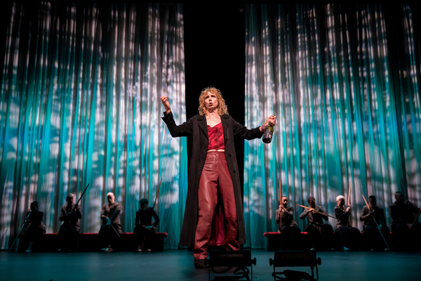 Photos: First Look at THE BACCHAE at the Guthrie Theater