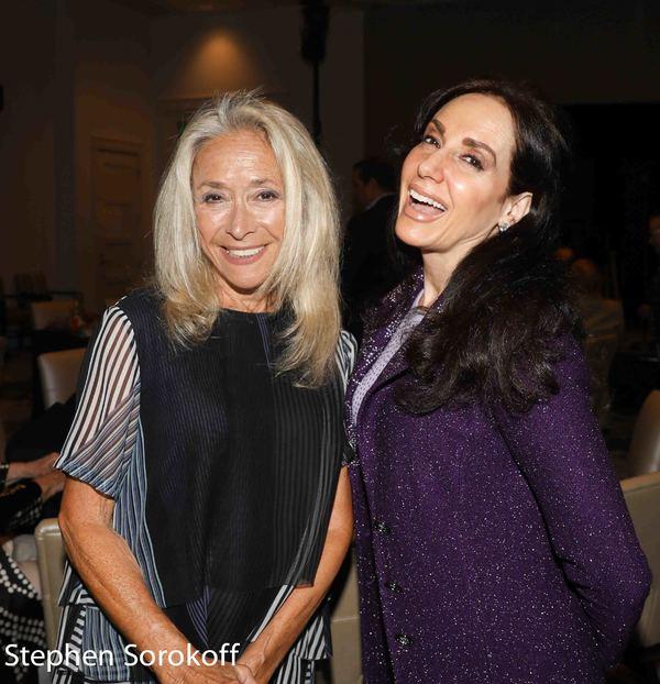 Eda Sorokoff & Deborah Silver Photo
