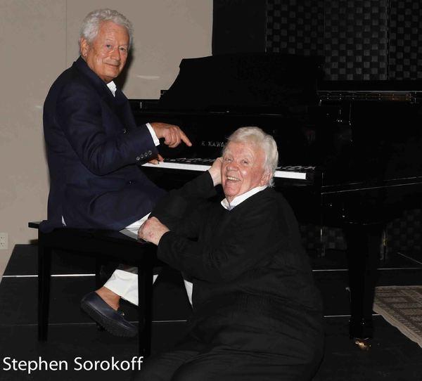Stephen Sorokoff & Dick Robinson Photo