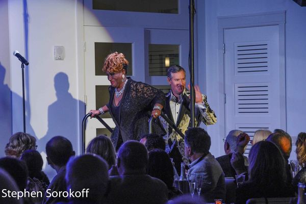 Photo Coverage: Avery Sommers & Rob Russell at New Cabaret Room