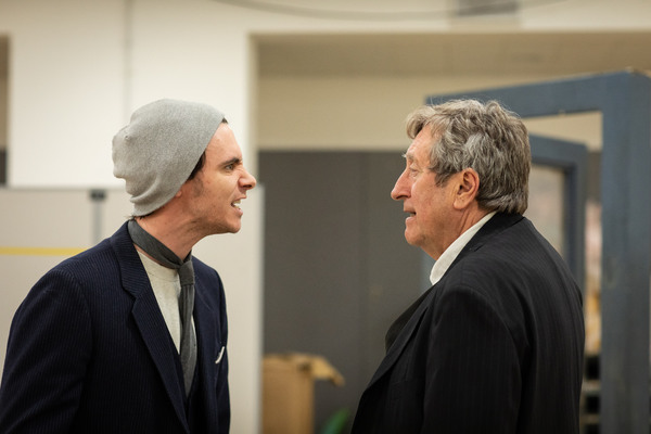 Harry Lloyd, Philip Jackson Photo