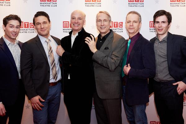 JD Taylor, Eric William Morris, Frank Wood, Gregg Edelman, Patrick Breen, Zane Pais  Photo