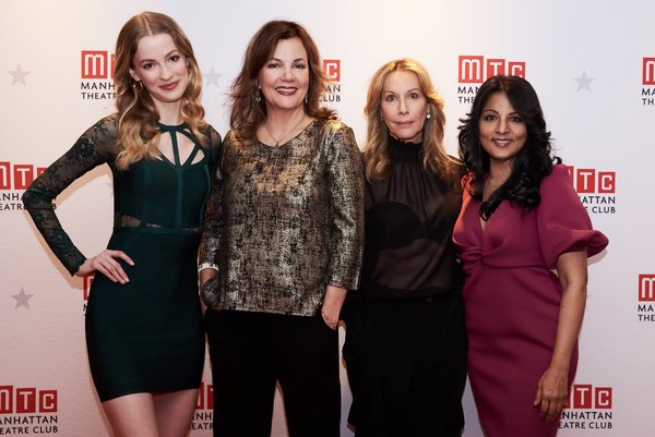 Photo Flash: Opening Night of THE PERPLEXED at MTC