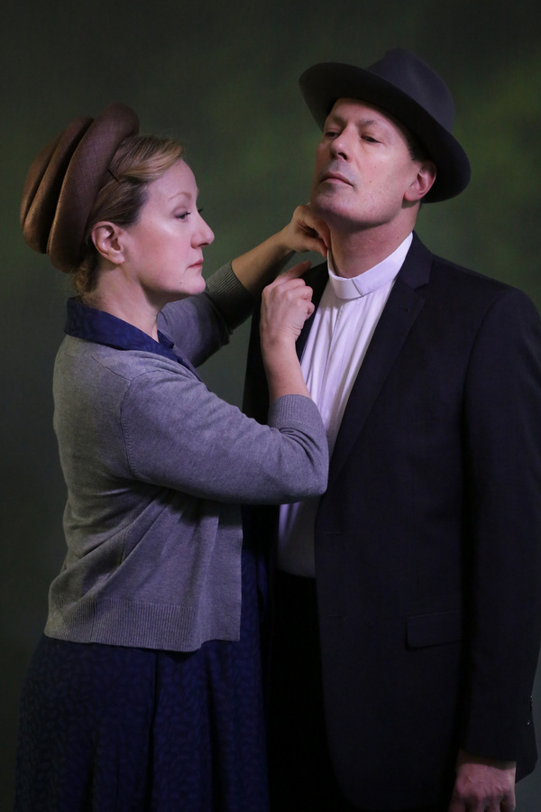 Photo Flash: American Bard Theater Company's ECHOES IN THE GARDEN