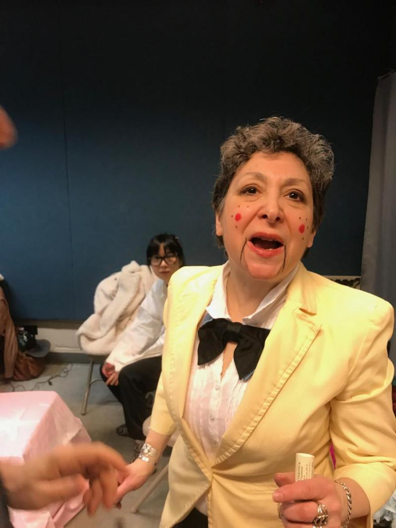 Photo Flash:  Improvisational Repertory Theatre Ensemble Presents DINER ON THE EDGE