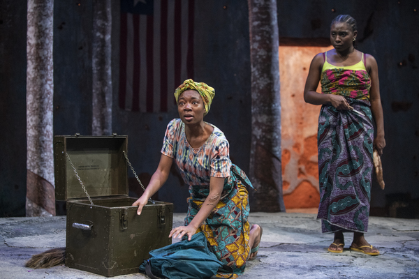 Photo Flash: Milwaukee Repertory Theater Presents ECLIPSED