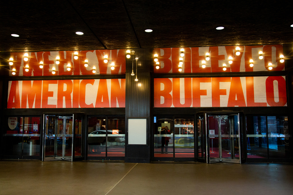 Up on the Marquee: AMERICAN BUFFALO Returns to Broadway