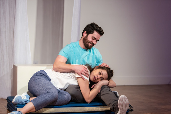 Photo Credit: First Look at LUNGS At Kickshaw Theatre