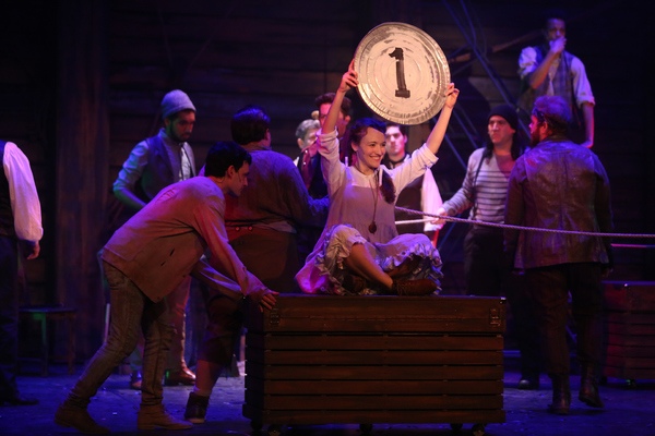 Photo Flash: PETER AND THE STARCATCHER at Rivertown Theaters