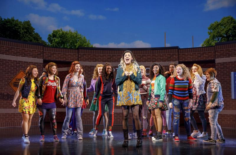 BWW Exclusive: Four Original MEAN GIRLS Cast Members Say Goodbye to North Shore High