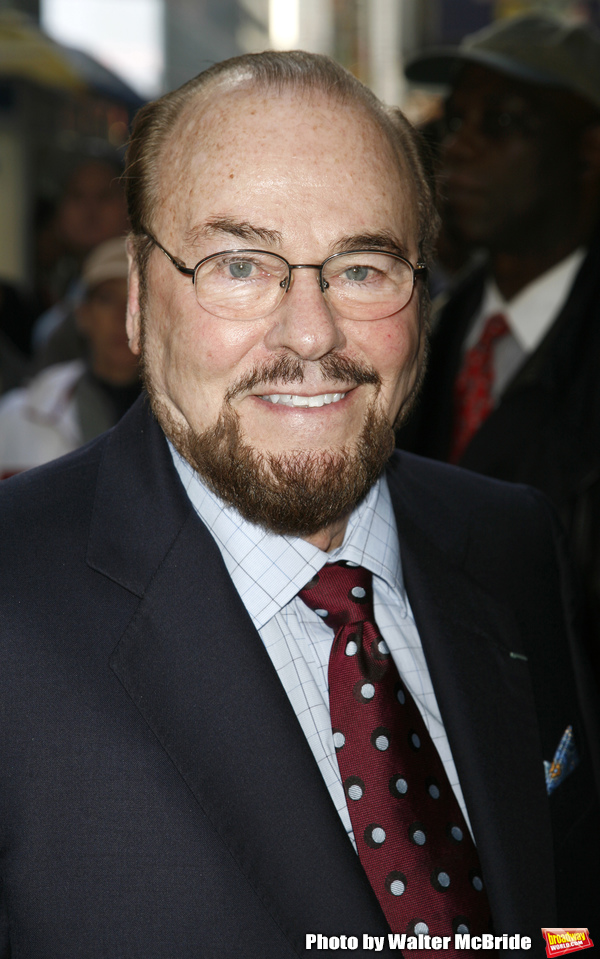 James Lipton attending the Opening Night Performance of the New Broadway Dance Musica Photo