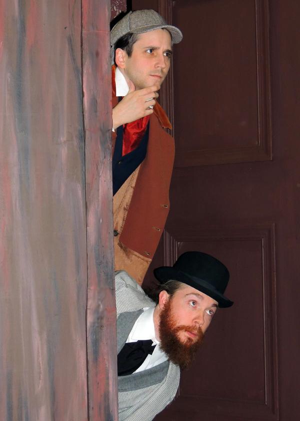 Joseph Waeyaert and Matthew Crawford Photo