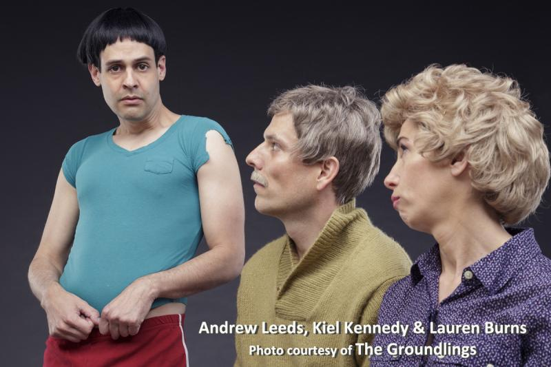 BWW Interview: Andrew Leeds - From Groundlings' Comic Bro To Being A Big Bro For Zoey