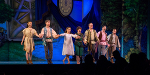 BWW Review: FINDING NEVERLAND at The Flynn Center For Performing Arts Needed To Connect Mo Photo