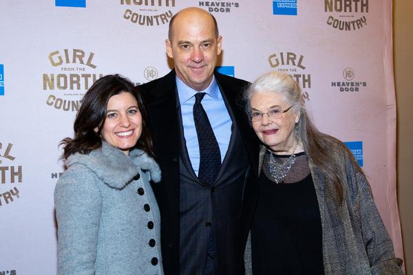 Susan Pourfar, Anthony Edwards, Lois Smith Photo