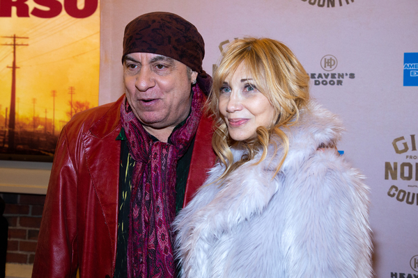Steven Van Zandt, Maureen Van Zandt Photo
