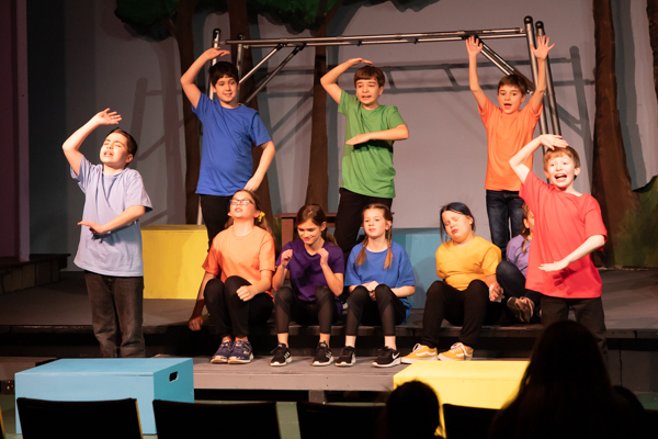 Photo Coverage: First look at Hilliard Arts Council's HOW TO EAT LIKE A CHILD
