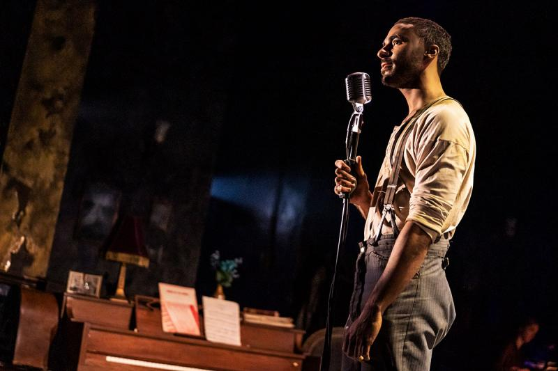 BWW Review: Conor McPherson's Somber And Touching Bob Dylan Tapestry GIRL FROM THE NORTH COUNTRY Moves Uptown