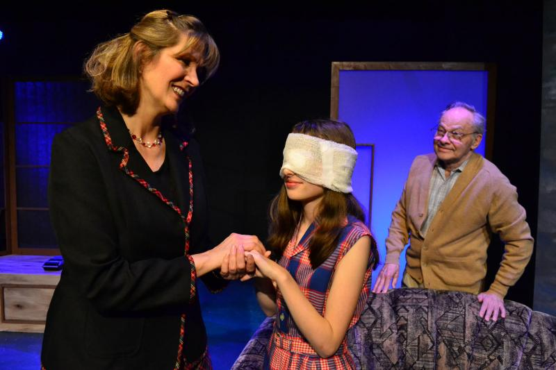 BWW Review: IN MY MIND'S EYE: An Exploration Of Relying On Inner Intuitions & Overcoming Obstacles at Group Repertory Theatre