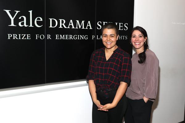 Liliana Padilla and Rachel Chavkin Photo