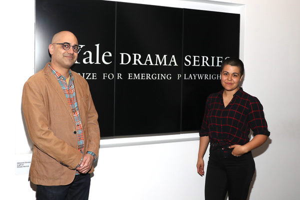 Photos: Rachel Chavkin and More at the 13th Annual Yale Drama Series Prize Ceremony Honoring Liliana Padilla