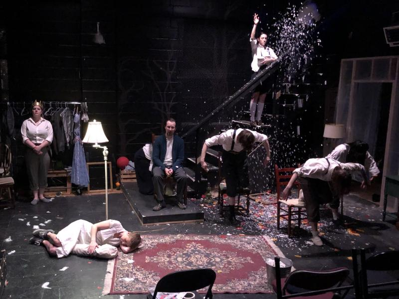 BWW Review: THE SECRET IN THE WING Opens at the Black Box in Kansas City