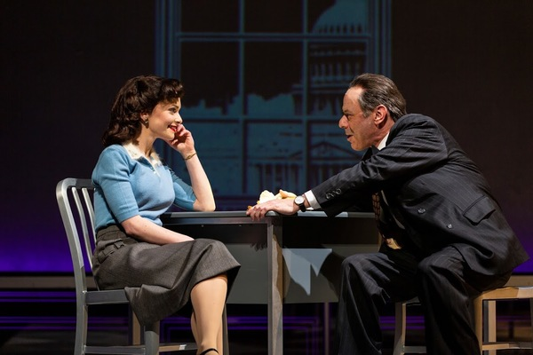 Photo Flash: First Look at Joe DiPietro's CONSCIENCE at George Street Playhouse