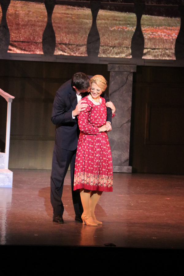 Rob Jessup and Lara Hayhurst  Photo