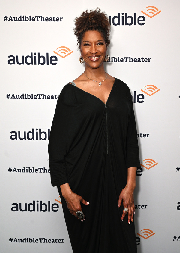 """Liza Jessie Peterson attends as Audible Presents """"Peculiar Patriot"""" at Audible's Mine Photo"""