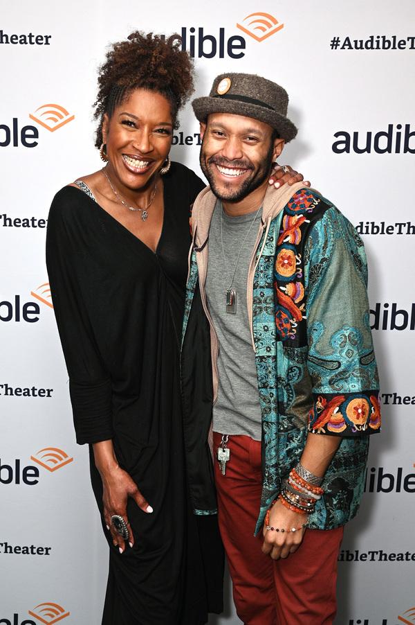Liza Jessie Peterson and Jonathan McCroy  Photo