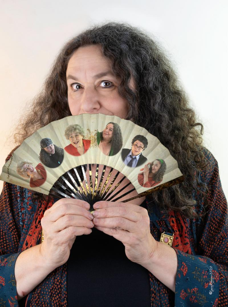 BWW Interview: Sherry Glaser of OH MY GODDESS! at The Marsh Berkeley Brings the Feminine to Light as the Great Jewish Mother of Us All
