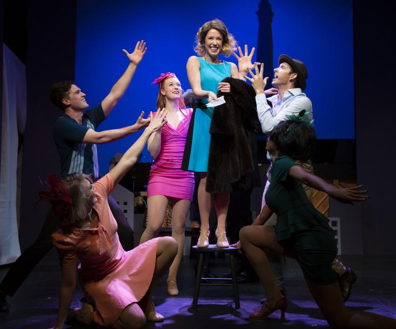 BWW Review:  Deidre Goodwin Directs/Choreographs Richard Rodgers' Ambitious And Daring NO STRINGS