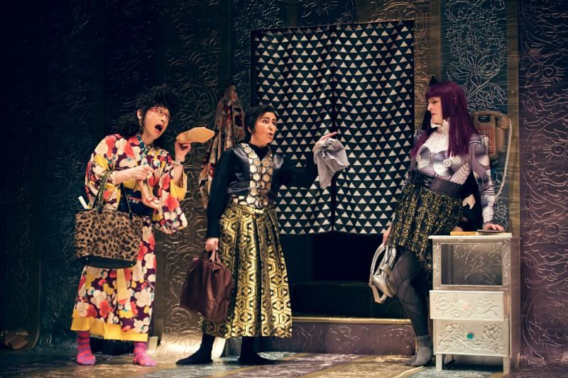 BWW Interview: Legendary Japanese Theatre Artist Hideki Noda on ONE GREEN BOTTLE at La MaMa ETC