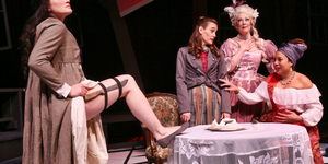 BWW Review: THE REVOLUTIONISTS at Santa Paula Theater Center Photo