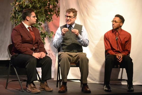 Carlos Gomez, Jr, Raymond Donahey, Kardale Holland. Photo