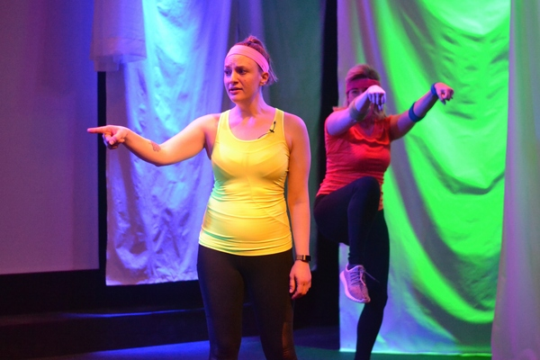 Photo Flash: Loft Ensemble Presents the World Premiere of DEATH AND OTHER GIRLY THINGS