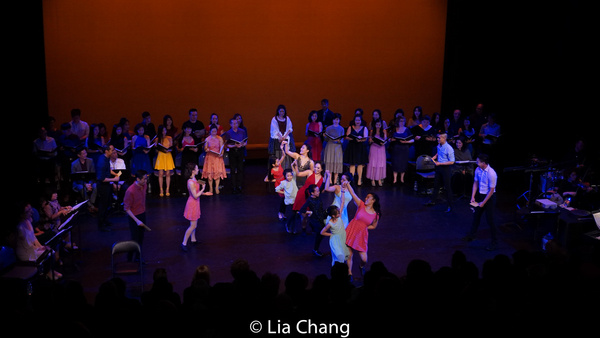 Photo Flash: Ali Ewoldt, Josh Dela Cruz, Ann Harada, Jason Ma, and More In NAAP's CINDERELLA Concert